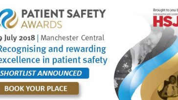 Rewarding Excellence in Patient Safety