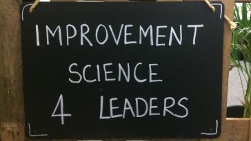 Improvement Science for Leaders: 2019 applications open now!